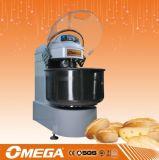 Gewundener Mischer des Mischer-130kg/Spiral mit Filterglocke-/Backen-Teig-Mischer-/Teig-Mischmaschine-Mischer-Maschine/Mehl-Teig-Mischer