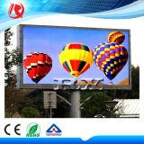 Panneau visuel polychrome P10 d'Afficheur LED d'écran de visualisation de la publicité extérieure de HD