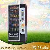 A fábrica de Kimma forneceu diretamente a máquina de Vending operada por Dex