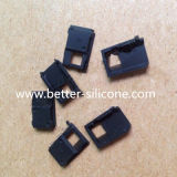 Designed Precise Silicone Rubber Gasket for Cell Phone