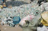 Immondizia residua medica che ricicla la strumentazione di distillazione