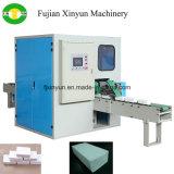Linea di produzione automatica della macchina del documento del fazzoletto per il trucco del film di materia plastica prezzo