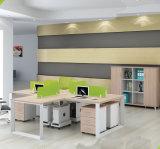 Escritório de Secretária de Escritório de Escritório Estação de Trabalho em Madeira