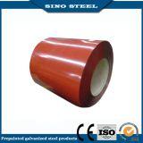 O revestimento de zinco Z120 Prepainted a bobina de aço galvanizada