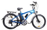 Город и Mountain Style Electric Vehicle Bicycle, Brushless Mountain Gentleman Electric Bike (TDE01Z)