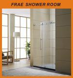 Cerco simples de venda superior do chuveiro dos mercadorias sanitários/tela de chuveiro