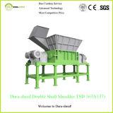 Planta de Reciclaje Dura-Shred tradicional de polvo de neumático Neumático