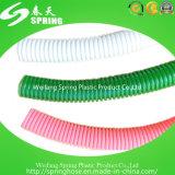 Manguito espiral flexible de la succión y de la descarga de la hélice del PVC de la alta calidad