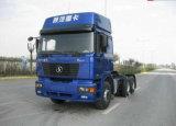 Shacman 트랙터 트럭 D'long F2000 6X4 380HP 트레일러 트럭 헤드