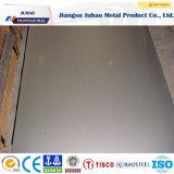 Feuille laminée à chaud d'acier inoxydable d'ASTM (201 202)