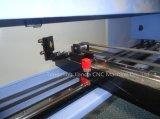 Grabador del laser del CO2 de Tzjd-1290d con la pista doble