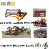 Enriquecimento magnético seco de minerais de Formagnetic do separador de Roughing1240