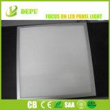 40W luz del panel plana blanca del azulejo del panel de techo de la carrocería LED 600 brillantes estupendos blancos frescos x 600, garantía de los años de Remium Quality-3