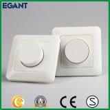 Interruptor Flush-Type inteligente del amortiguador del LED de alto Qulaity