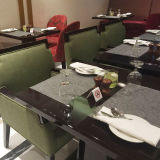 Hotel-Polyester Placemat u. Tellersegment-Matte (DPF2658)