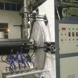 Linha de produção da extrusão da tubulação da água de esgoto