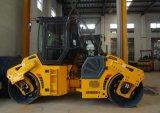 Maquinaria vibratoria hidráulica llena de la construcción de carreteras de 8 toneladas (JM808HA)