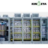 Mecanismo impulsor variable de alto voltaje de la frecuencia del convertidor de frecuencia de Kingeta 7000kw 6kv VFD para la bomba de agua