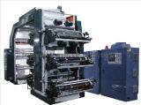 6 Kleur High Speed ​​flexo Printing Machine (GHS-6600-GHS-62000) (CE)