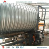 Tubulação de aço ondulada popular do mundo para a sargeta Railway a México