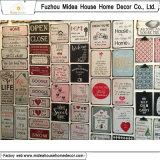 Decorazione domestica personalizzata fornitore di legno/metallo della fabbrica della Cina, decorazione del blocco per grafici della foto per la casa/decorazione interna domestica