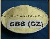 CBS di gomma del sulfamidico dell'acceleratore N-Cyclohexy-2-Benzothiazole (CZ)