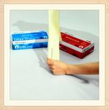 Nahrungsmittelgrad-milchige weiße Gummiprüfung-Handschuhe