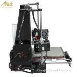 inyección de escritorio de Fdm del kit de la máquina DIY de la impresora 3D la mini 3D moldeó con exactitud del Uno mismo-Montaje fuera de línea de la impresión de la pantalla del LCD la alta (nave de los E.E.U.U., Europa, China)
