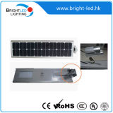 60W Smart Integrated Solar LED Street Light met LiFePO4 Lithium Battery
