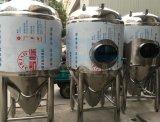 2000L衛生グリコールのジャケット円錐ビール発酵槽(ACE-JBG-X2)