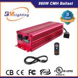 électroniques de basse fréquence de Dimmable CACHÉS par 1000W de la lampe 860W xénon élèvent le ballast léger de culture hydroponique avec l'UL