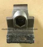 Peça Wear-Resistant do OEM de China pelo metal do revestimento duro
