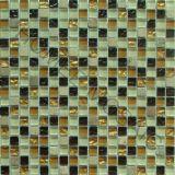 Tuile de mosaïque/tuile de mosaïque en verre/mosaïque en pierre en verre (GS04)