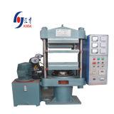 Die Maschine/Gummimatte betätigen, die Maschine herstellen