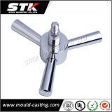 En alliage de zinc le traitement de porte de moulage mécanique sous pression (STK-ZDD0013)