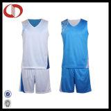Uniformi rovesciabili di pallacanestro di nuova misura asciutta del reticolo