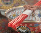 Resistência 100%/Chopsticks de /Safety/Durablility/Heat dos Chopsticks da melamina