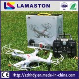 RC Drone avec 2MP HD Video Camera RC Quadcopter 4CH 6 axes Gyroscope 2,4 GHz à distance Quadcopter contrôle (4G TF carte et lecteur de carte inclus)