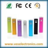 1800mAh / 2200mAh / 2600mAh Promotionnel Portable Power Bank