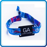 Bracelet d'IDENTIFICATION RF d'événement et de Party Suppliers avec Custom Tag (HN-WB-004)