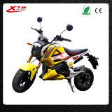 Motocicleta elétrica de competência automática de 72V 1000W
