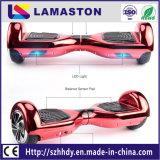 Самокат баланса собственной личности 2 колес электрический стоящий с СИД освещает собственную личность балансируя франтовской самокат скейтборд 6.5 дюймов электрический