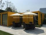 주문을 받아서 만들어진 편리한 폴딩 이동할 수 있는 Prefabricated 또는 조립식 집 경양식점 또는 집