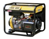 5kw раскрывают тип тепловозный генератор (DG6000 (e) - c)