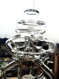 Hbking K58 새로운 디자인 유리제 수관, 흡연 관, 도매 공장을%s 연기가 나는 수관