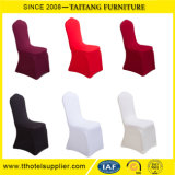 Hotel / Casamento / Banquete Supplies Spandex Chair Cover