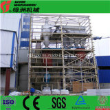 Gebildet in China Plaster von Paris Production Line