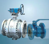 Molde Steel e Cast Iron Ball Valves