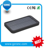 5000mAh OEM Portable Solar Mobile Power Bank com RoHS