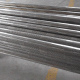 Pot d'échappement perforé d'acier inoxydable de 400 séries
